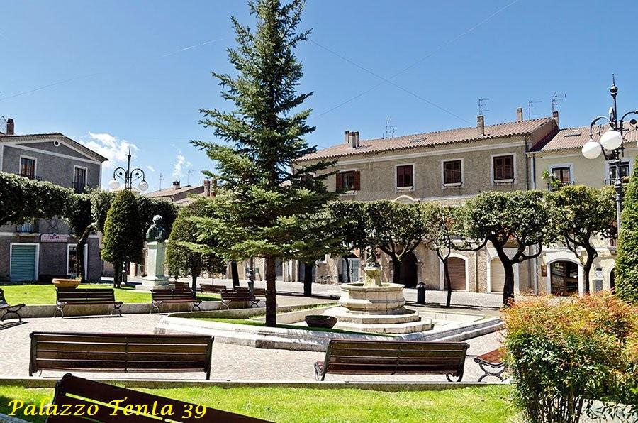 Bagnoli Irpino, furto in una gioielleria – Palazzo Tenta 39